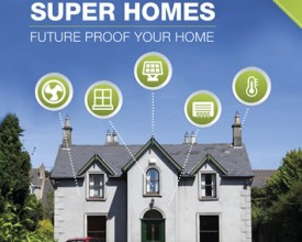 SOLA awarded the contract to complete works on the pilot scheme of The Super homes Project 2015