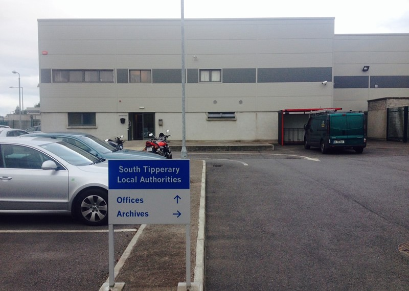 Commercial Renewable Solution Clonmel Machinery Yard