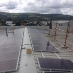 Clonmel Machinery Yard Commercial Solar Energy