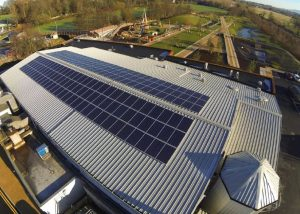 Nenagh Leisure Centre Solar PV Project