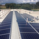 Clonmel Machinery Yard Commercial Solar Panels