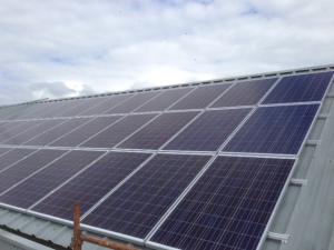 Solar   Nenagh Fire Station2