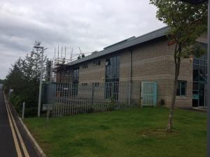 Solar | Nenagh Fire Station3