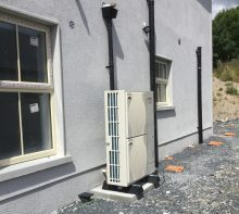 Heat Pump New Build | Sola Eco Build