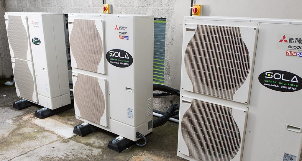 heat pump grant