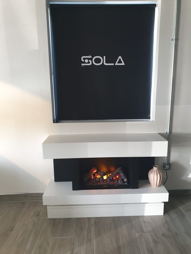 Electric Stoves | Dimplex Talia Electric Fireplace Suite