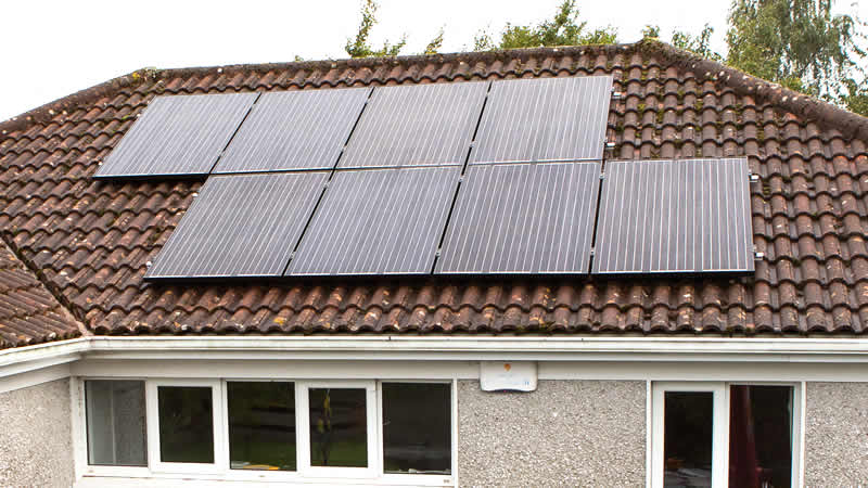 Solar PV Panel System - SOLA ENGERY SOLUTIONS IRELAND