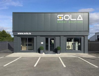 Sola Energy Solutions Showrooms