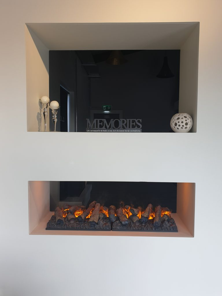 Electric Stoves | Cassette 1000 Opti-myst Electric Fire